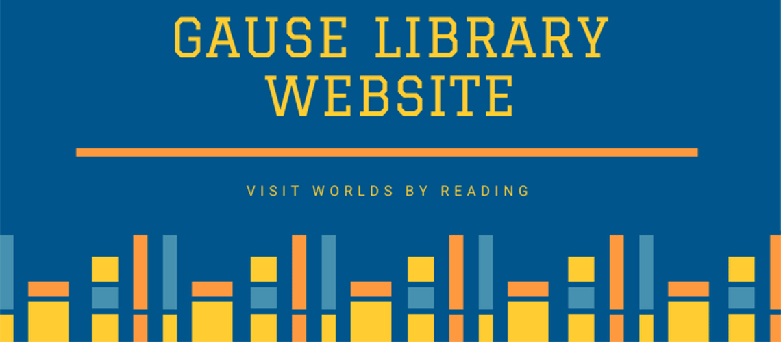 New! Library Website