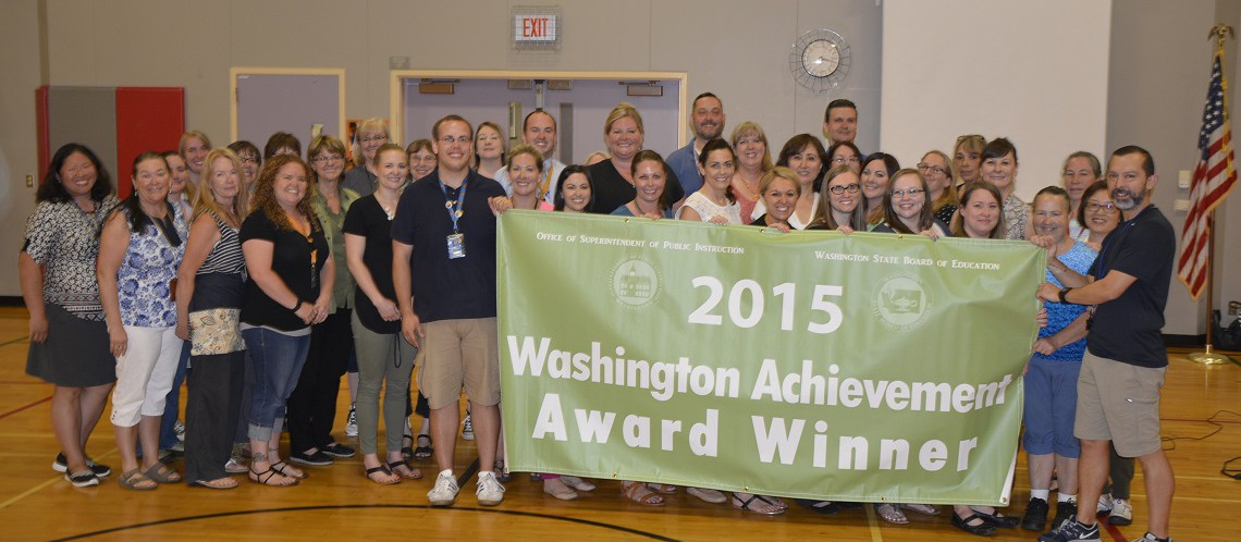 Hathaway Earns Washington Achievement Award