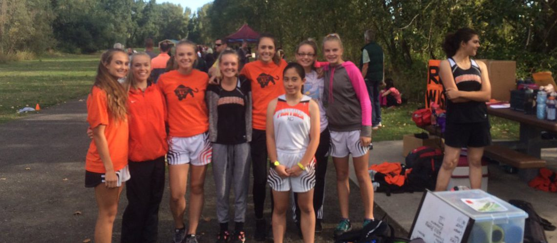 Panther Cross Country @ William Clark Park