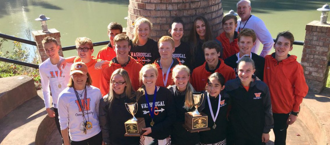 Girls & Boys X-Country Qualify for State!