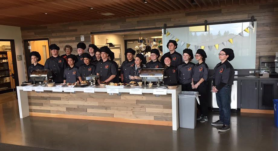 WHS Culinary Program prepares for another event