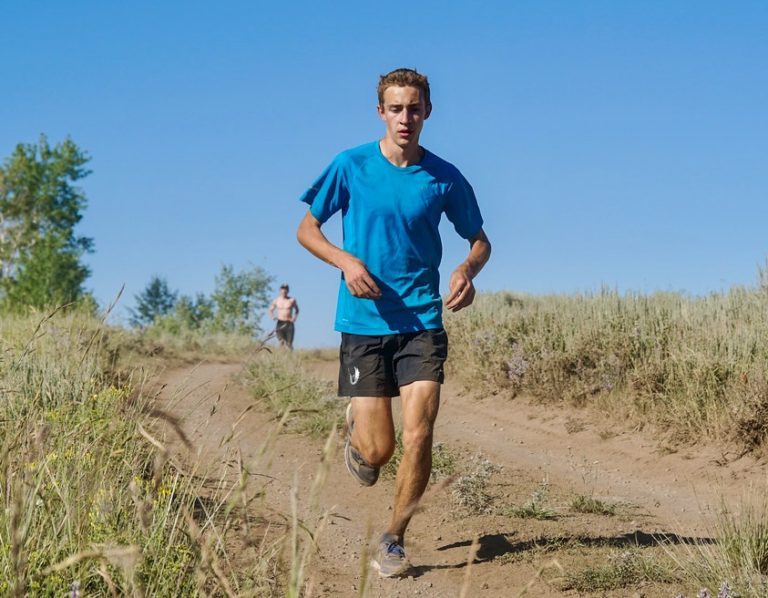 Gabe Dinnel named to the USATF International Youth Mountain Running Team