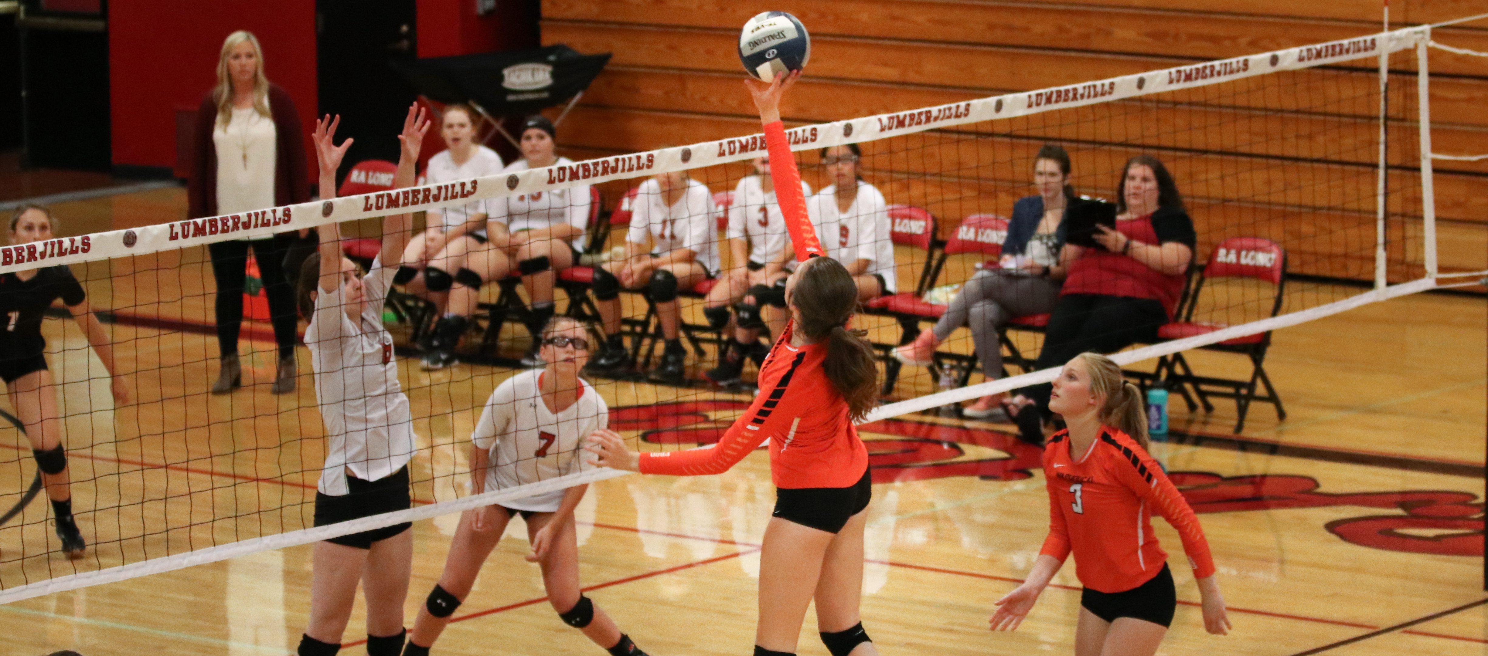Washougal vs Columbia River on Thursday, October 18