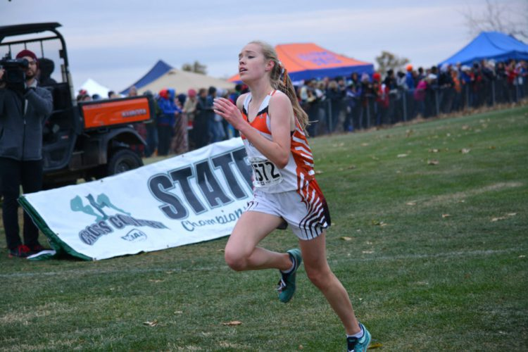 2A State Cross Country Champion: Amelia Pullen
