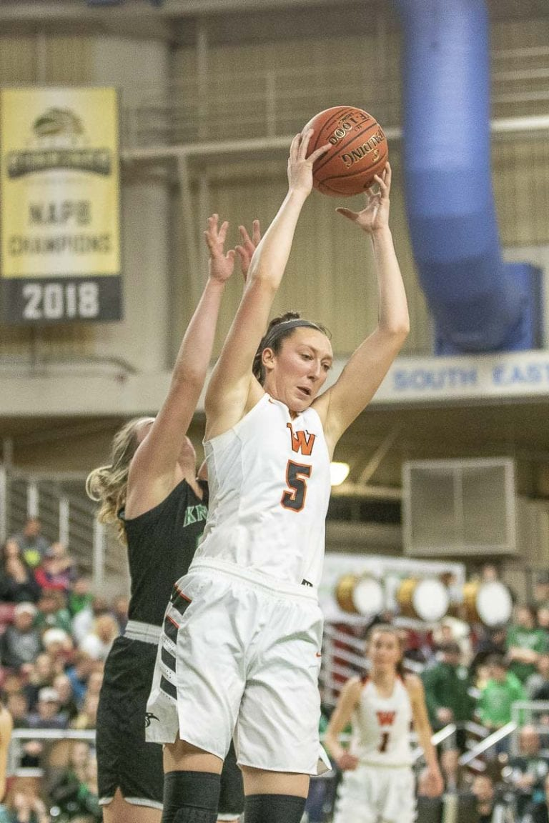 2A Girls Basketball Player of the Year - Beyonce Bea