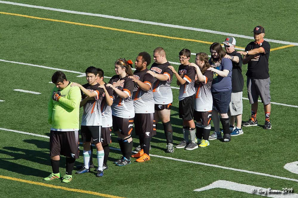 Unified Soccer Qualifies for State!