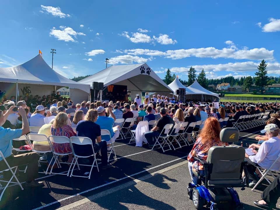 WHS Commencement Ceremony