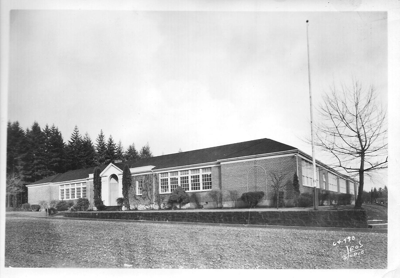 Hathaway School in the 1940s