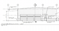 Bus Garage Schematic Design