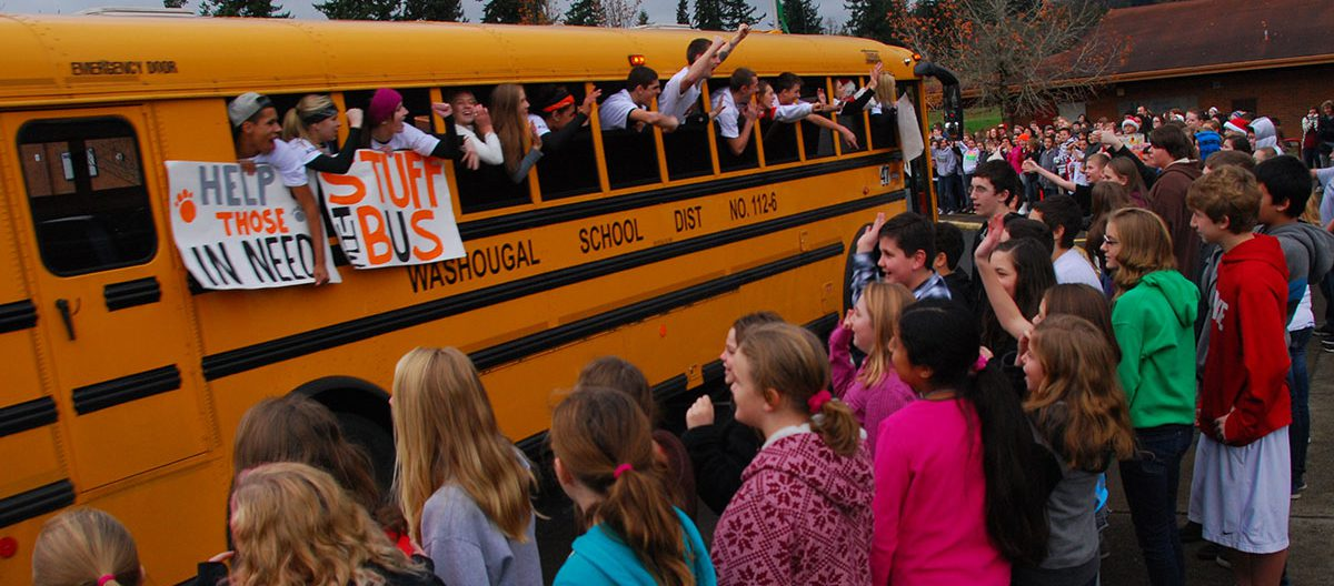 Stuff the Bus 2016