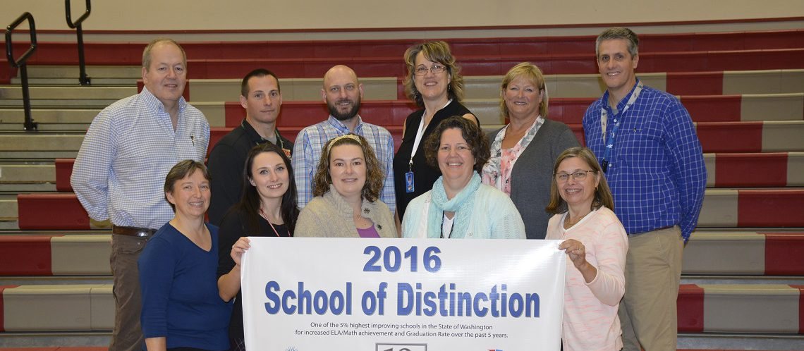 CCMS School of Distinction