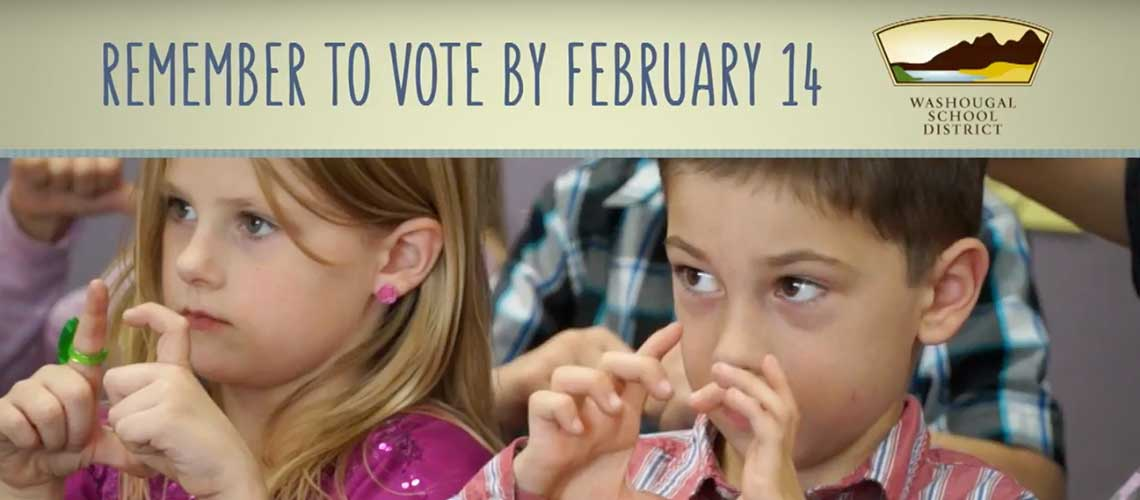 Information about the February 14 Levy Election