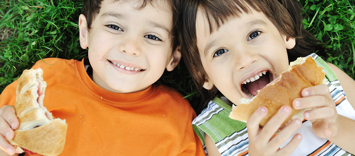 Free Summer Meals July 10-August 3