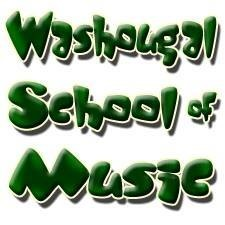 Washougal School of Music logo